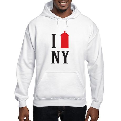 I Graff NY Hooded