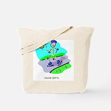 I inline skate Tote Bag