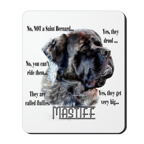 Mastiff(fluffy)FAQ Mousepad