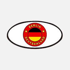 Berlin Deutschland Patch