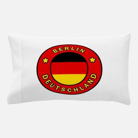 Berlin Deutschland Pillow Case