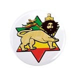 "Zion Lion 3.5"" Button"