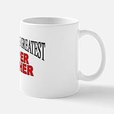 """The World's Greatest Paper Pusher"" Mug"