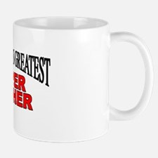 """The World's Greatest Paper Pusher"" Small Small Mug"