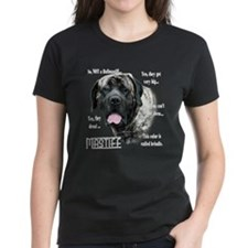 Mastiff(brindle)FAQ Tee
