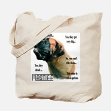 Mastiff(apricot)FAQ Tote Bag