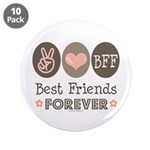 Peace Love BFF Friendship 3.5