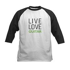 Live Love Guitar Tee