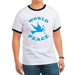World Peace, Peace and Love. Ringer T