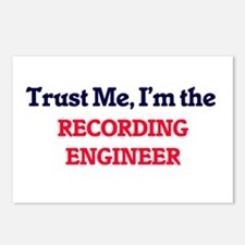 Trust me, I'm the Recordi Postcards (Package of 8)