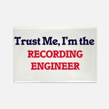 Trust me, I'm the Recording Engineer Magnets