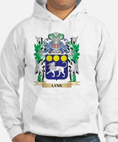 Lynn Coat of Arms - Family Crest Hoodie