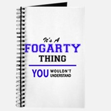 It's FOGARTY thing, you wouldn't understan Journal