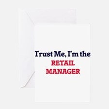 Trust me, I'm the Retail Manager Greeting Cards