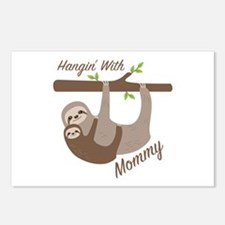 Hanging With Mommy Postcards (Package of 8)