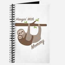 Hanging With Mommy Journal