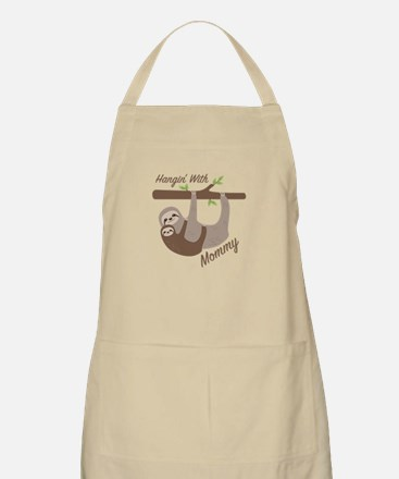 Hanging With Mommy Apron