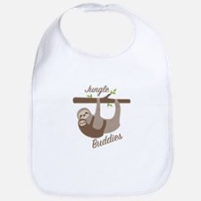 Jungle Buddies Bib