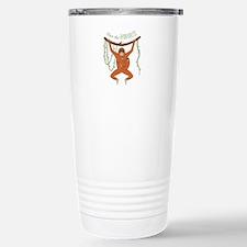 Save Rainforests Travel Mug