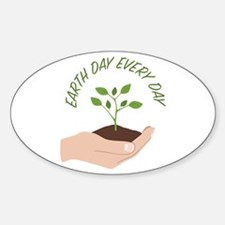 Earth Day Decal