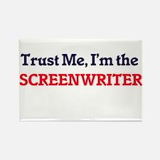 Trust me, I'm the Screenwriter Magnets