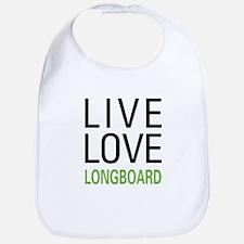Live Love Longboard Bib