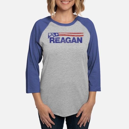 fadedronaldreagan1976.png Long Sleeve T-Shirt