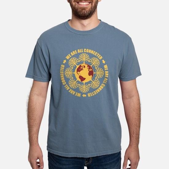 All Connected Women's Dark T-Shirt