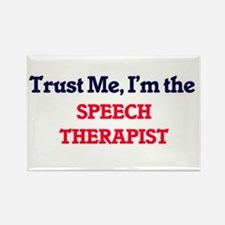 Trust me, I'm the Speech Therapist Magnets