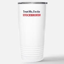 Trust me, I'm the Stock Travel Mug