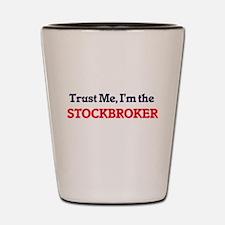 Trust me, I'm the Stockbroker Shot Glass