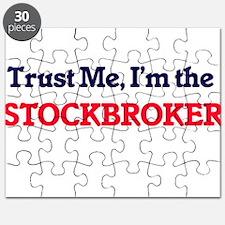 Trust me, I'm the Stockbroker Puzzle