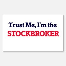 Trust me, I'm the Stockbroker Decal