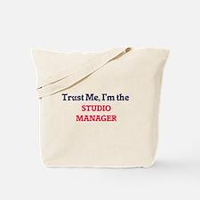 Trust me, I'm the Studio Manager Tote Bag