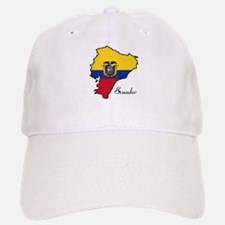 Cool Ecuador Baseball Baseball Cap