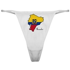 Cool Ecuador Classic Thong