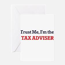 Trust me, I'm the Tax Adviser Greeting Cards