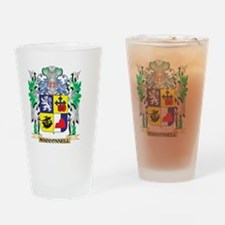 Macconnell Coat of Arms - Family Cr Drinking Glass