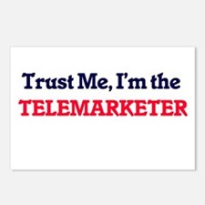 Trust me, I'm the Telemar Postcards (Package of 8)