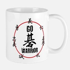 Go Warrior Mugs