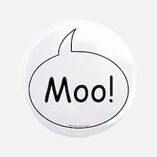 "Cow Costume 3.5"" Button"