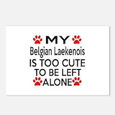 Belgian Laekenois Is Too Postcards (Package of 8)