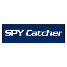 Spy Catcher Bumper Bumper Sticker