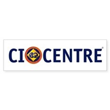 CI Centre 2 Bumper Bumper Sticker