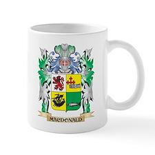 Macdonald- Coat of Arms - Family Crest Mugs