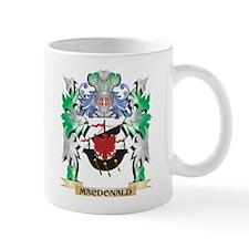 Macdonald Coat of Arms - Family Crest Mugs