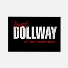 Project Dollway Rectangle Magnet