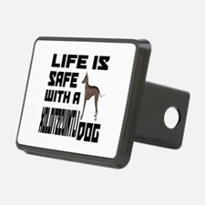 Life Is Safe With A Xoloit Hitch Cover
