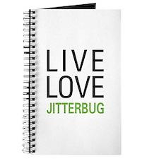 Live Love Jitterbug Journal