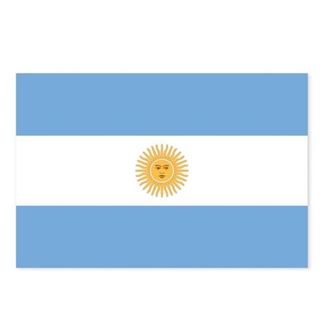 Argentina Postcards (Package of 8)